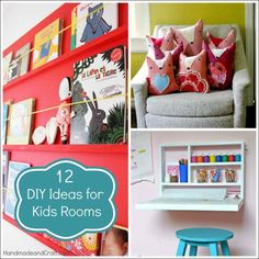 craft ideas for toddlers rooms