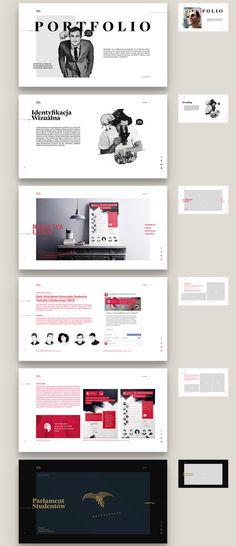10 plantillas en descarga libre para tu portafolio creativo | paredro.com