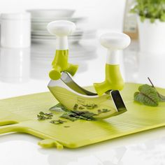 The Herby Brothers Chopping Knife - $38
