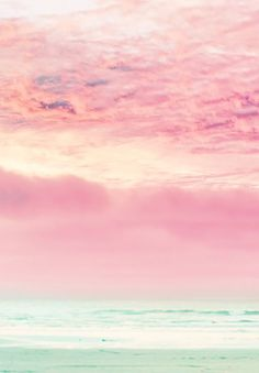 37 Ideas for wallpaper iphone pastel cotton candy pink clouds Jolie Photo, Everything Pink, Pretty Pastel, Pretty Sky, Beautiful Sky, Pastel Colors, Pink Color, Colours, Pastel Palette