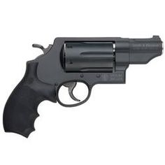 S&W Governor Revolver .410 Gauge, .45 Colt, .45 ACP 2.75 Barrel 6 Rounds Synthetic Grip Matte Black Finish 162410