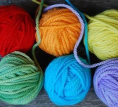 Chunky Hand Dyed Wool from Indigoinspirations shop on Etsy
