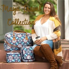 Monogrammed Purses, Monogram Tote, Bag Essentials, Cosmetics And Toiletries, Cow Shirt, Toiletry Bag, Friends In Love, Shirts For Girls, Travel Bag