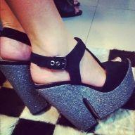 Wedges by Barbara Russowsky Wedges, Heels, Fashion, Moda, La Mode, Wedge, Shoes High Heels, Fasion, Fashion Models