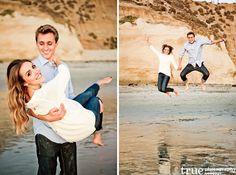 Playful Solana Beach Engagement Shoot | Lauren & Greg / national wedding photographers