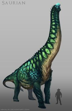 Alamosaurus is a sauropod that will be in the new accurate dinosaur game saurian.