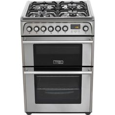 This dual fuel cooker from Cannon has an B energy efficiency rating, main fan oven, second conventional oven with grill and catalytic liners. Dual Fuel Cooker, Electrical Connection, Electric Fan, Washing Machines, Energy Efficiency, Cannon, Keep It Cleaner, Ss