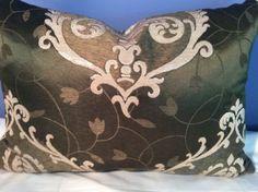 BEACON HILL LINEN SILK DAMASK; LEE JOFA SHAYLA SILK PILLOW in Collectibles | eBay