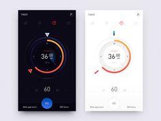 контраст в дизайне UI - 3