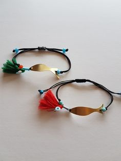 Jewelry Clasps, Leather Jewelry, Clay Jewelry, Metal Jewelry, Boho Jewelry, Beaded Jewelry, Jewelery, Fabric Bracelets, Beaded Bracelets