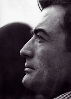 "Gregory Peck during ""Cape Fear"" (1961) by Leo Fuchs"
