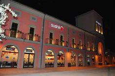 Suhiko Ristorante Fusion è in Via Moscarola, a Città Sant'Angelo (PE)