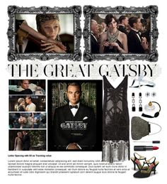 """""""The Great Gatsby"""" by stylejournals ❤ liked on Polyvore featuring WeSC, Tiffany & Co., Cartier and Rimmel"""