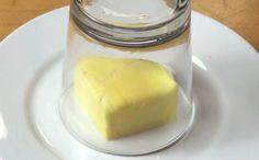 Rumstempererat smör snabbt – så här gör du - Mitt Kök