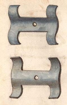 Feuerwerksbuch. Martin Merz Nordbayern/Franken, I: 2. Hälfte 15. Jh. ; II: 1473 Cgm 599 Folio 134