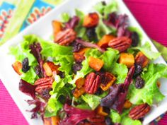 12 amazingly delicious salad ideas, great for diet month and all year long!