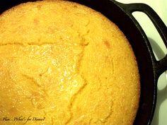 Honey Cornbread. Emeril Lagasse's recipe. YUM!