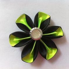 DIY Ribbon Flower