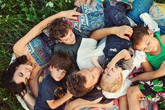 family of 7 photo ideas | Jen's Lists: Posing Ideas for Family of 6 to 7