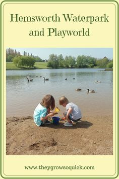 Hemsworth water park and Playworld,  family days out, West Yorkshire