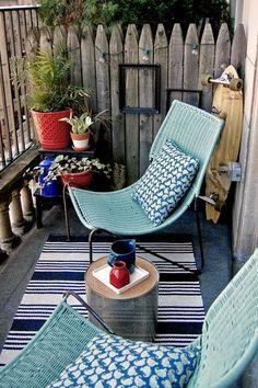 Decor | 72 Ideias para decorar varandas