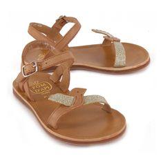 6d9a5f40dd0 Sandalias Cuero Playa Pájaro-product Sandalias Niñas