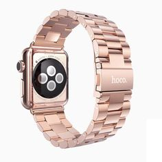 Biaoge Stainless Steel Swiss Made Wristband For Apple Watch 38/42mm Screen Apple Watch Band (3Link Rose Gold  42mm) Biaoge http://www.amazon.com/dp/B00YDSZG36/ref=cm_sw_r_pi_dp_uDoGvb0KA5G74