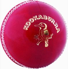 Kookaburra Pace Cricket Ball, (Red)
