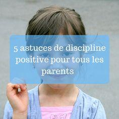 Le livre «la discipline positive» de Jane Nelsen contient de nombreux conseils pour être à la fois ferme et bienveillant. Et oui, ce n'est pas antinomique ! Afin d'illustrer ce principe, je vous invite à découvrir 5 astuces extraites du livre : Être le miroir de l'enfant Plutôt que de reprocher une chose à l'enfant, …