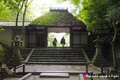 Hônen-in est un temple appartenant à une école indépendante de la secte bouddhiste Jôdo. Il se situe au pied de la montagne Higashiyama près du temple Ginkaku-ji. #Kyoto #Temple #Honenin