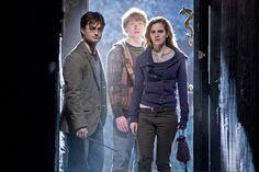 El trio en Grimmauld Place