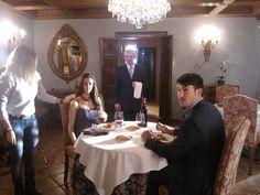 La Denominación de Origen de Vinos de La Mancha está preparando un spot publicitario para televisión. Pronto en sus pantallas :-)