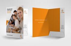 YEM GmbH Präsentationsmappe Grafik Design, Polaroid Film, Projects, Advertising Agency, Mockup, Log Projects, Blue Prints