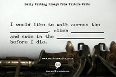 Writers Write offers the best writing courses in South Africa. To find out about Writers Write - How to write a book, or The Plain Language Programme - Writing courses for business, email. Daily Writing Prompts, Dialogue Prompts, Creative Writing Prompts, Writing Quotes, Writing Advice, Writing Help, Writing A Book, Writing Ideas, Poetry Prompts