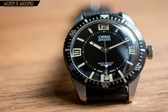 Oris Divers Sixty-Five.
