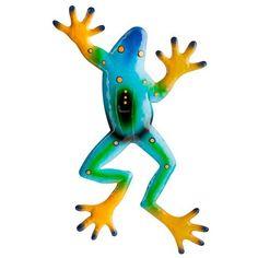 Frog Wall Ornament