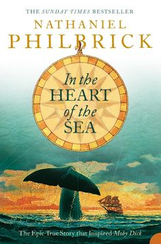 In the Heart of the Sea: The Epic True Story that Inspired `Moby Dick' by Nathaniel Philbrick - HarperCollins Publishers - ISBN Second Hand Books Online, Classic Literature, History Books, In The Heart, Paperback Books, Nonfiction Books, Great Books, Beautiful Creatures, True Stories