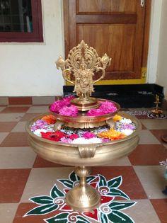 Sankranthi decoration - 2014