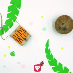 Diy safari binoculars 🦁🐍🐒 we have an easy diy trick for you. Diy safari binoculars made from empty. A cool diy for your jungle party! Your balloonas team Jungle Theme Parties, Jungle Theme Birthday, Safari Theme Party, Wild One Birthday Party, Dinosaur Birthday Party, Animal Birthday, 1st Boy Birthday, Diy Birthday, 1st Birthday Parties