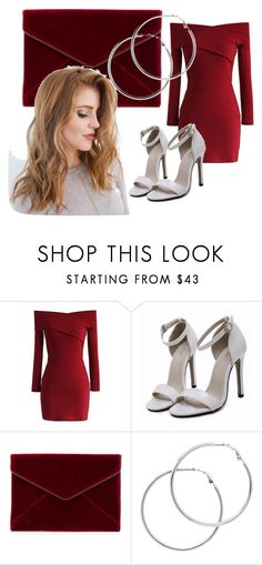 """""""diner"""" by meriem-asma ❤ liked on Polyvore featuring Chicwish, Rebecca Minkoff and Melissa Odabash"""