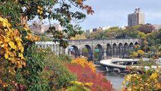 5 hidden parks around NYC.
