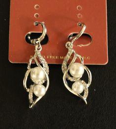 Pear earrings 173   Cindy's Simple Pleasures, LLC