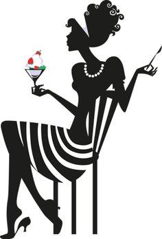 free clip art chandelier tea time vector illustration download rh pinterest com  adult clip art photos for coloring free
