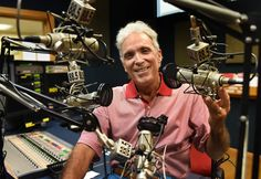 Mark Beiro, longtime Tampa Bay Area announcer and personality is returning to WMNF radio after suffering complications from diabetes. JAY CONNER/STAFF