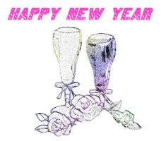 Animated sparkling champagne Happy New Year gif Happy New Year Fireworks, Happy New Year Gif, Happy New Year Pictures, Free Gif Images, Hd Images, Happy Evening, Gif Pictures, Image Sharing, Animated Gif