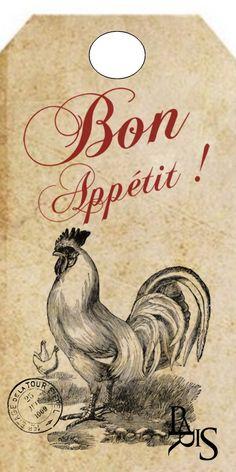 Bon appétit...