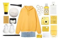 """""""Untitled #547"""" by seetheotheroceans ❤ liked on Polyvore featuring Topshop, Ash, Fujifilm, Nails Inc., Royce Leather, Marc Jacobs, Burt's Bees, NARS Cosmetics, Christian Dior and IDEA International"""