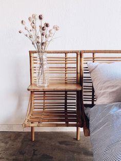 Bohemian Bedroom Decor and Bed Design Ideas Bohemian Bedroom D … Bedroom Vintage, Modern Bedroom, Quirky Bedroom, Pretty Bedroom, Vintage Decor, Vintage Style, Cheap Home Decor, Diy Home Decor, Casa Wabi