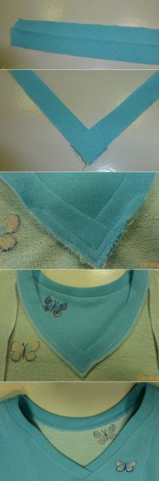 Handling # of neck # knit # of product # / # master classes # / – sewing hacks