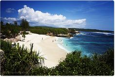 My favorite place IN THE WORLD......Dream Beach, Lembongan off the coast of Bali